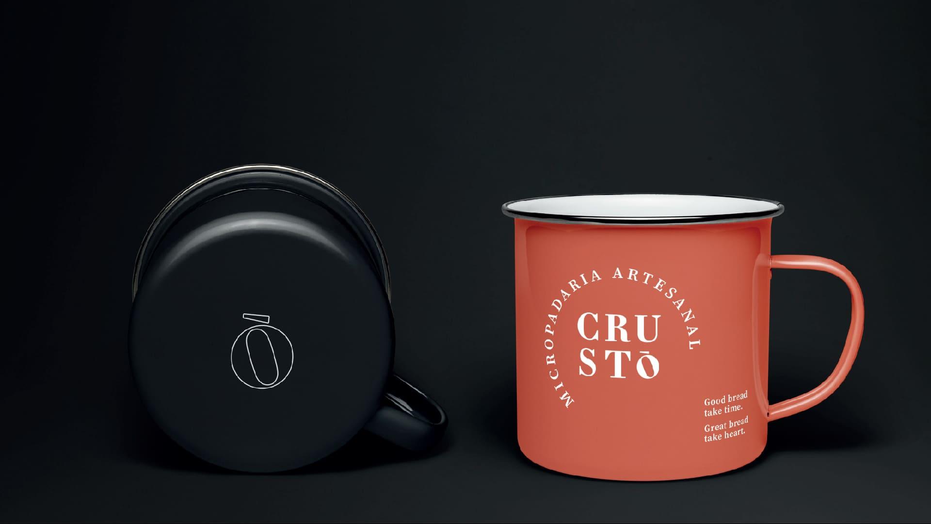 Rebrand - Crusto